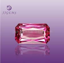 hot pink decorative glass stones vase