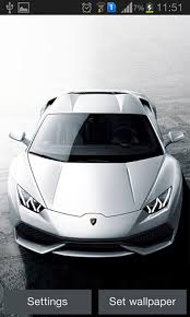 lamborghini live wallpaper for android