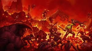 169 doom hd wallpapers background
