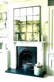 mirrors over fireplace ideas pressoff