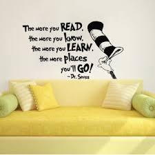 Reading Wall Decals Wayfair