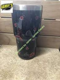 Lady Bug Tumbler Bling Tumbler Made To Order Personalized Decal Tu Jamies Decals