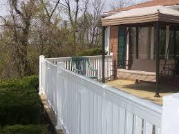 Vinyl Fence Westmoreland County Pa Laurel Highlands Fencing And Railing