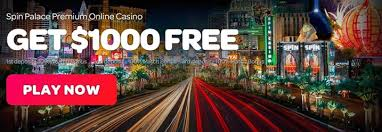 Spin Palace Casino: Get $1000 Bonus and Play Mobile Casino Online