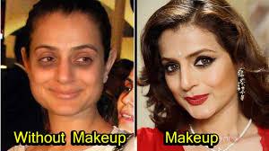 makeup less bollywood actress