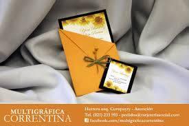 Girasoles Tarjetas De Invitacion Tarjetas Modelos De Tarjetas