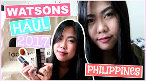 affordable makeup s from watsons