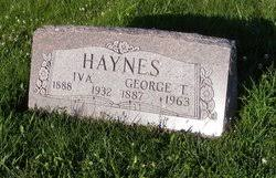 Iva Price Haynes (1888-1932) - Find A Grave Memorial