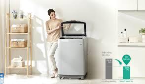 Máy giặt LG T2385VSPW 8.5 kg giá hấp dẫn tại Nguyễn Kim