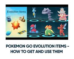 Pokemon Go Evolution Items - How to Get and Use Them