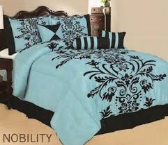 king size comforter sets black bedding