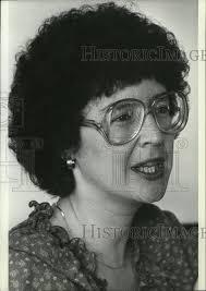 1982 Press Photo Author Adela Collins - spa26089 | Historic Images