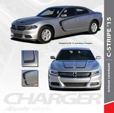 C Stripe 2015 2021 Dodge Charger Rt Decals Hood Side 3m Premium And Supreme Install Speedycardecals Fast Car Decals Auto Decals Auto Stripes Vehicle Specific Graphics