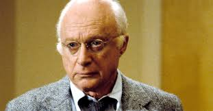 St. Elsewhere' actor Norman Lloyd attends his first World Series ...