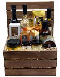 napa valley gift baskets christie s