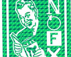 Nofx Decal Etsy