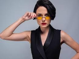 Low Profile Round Sunglasses for Men & Women   59186 - Usher House – A.J.  Morgan Eyewear