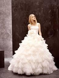 vera bridesmaid white bridal prom
