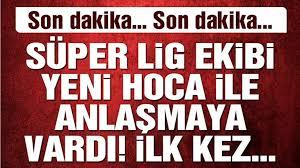 Hatayspor | Hatayspor, Ömer Erdoğan ile anlaştı - Ömer