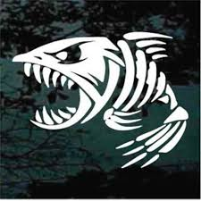 Fishing Car Decals Stickers Decal Junky