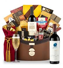 opus one luxury napa valley basket