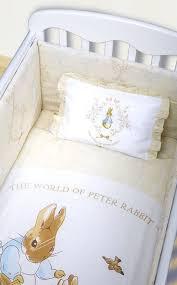 peter rabbit nursery bedding peter