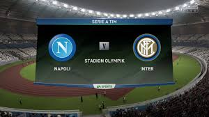 NAPOLI VS INTER MILAN | SERIE A FULL MATCH, GOALS, HIGHLIGHTS AND ...