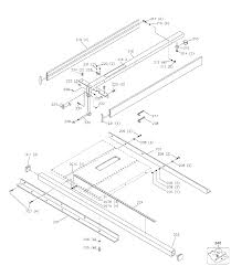 Buy Delta 36 T30 Type 1 T3 30 Inch Fence And Rail System Replacement Tool Parts Delta 36 T30 Type 1 Diagram