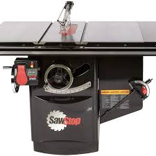Sawstop Ics51230 52 10 5hp Industrial Table Saw W 52 Fence Pkg