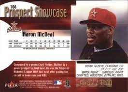 Aaron McNeal Gallery | Trading Card Database