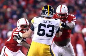 Colts Select Iowa Center Austin Blythe in 7th Round