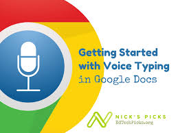 Google Voice Typing ...
