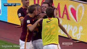 Pjanic & Dzeko goals Vs Juventus 30-8-2015_720p HD (Roma 2-1 Juventus) -  video dailymotion