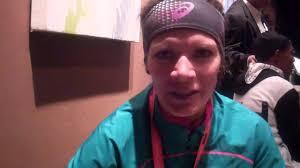 Adriana Nelson After 2013 ING NYC Marathon - YouTube