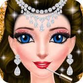 princess makeup and dress up salon