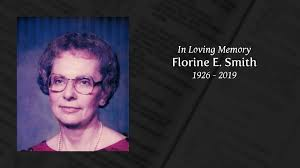Obituary for Florine E. Smith | Dominick T. Adamo Funeral Home