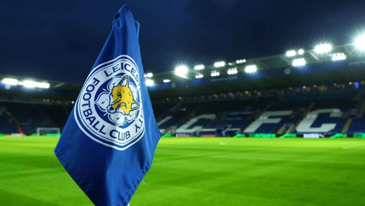 Image result for king power stadium corner flag""