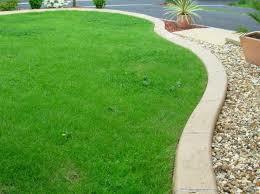 garden border edging and lawn edging