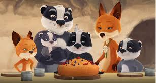 La famiglia Volpitassi - Cartoni animati