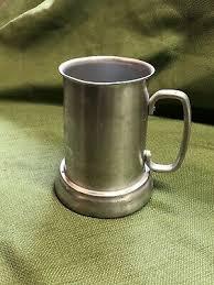 afb aluminum beer stein tankard mug
