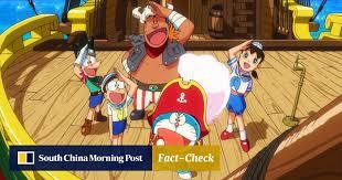 doraemon the movie nobita s treasure island film review
