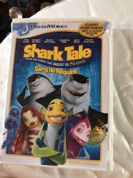 Best Shark Tale Dvd for sale in Victoria, British Columbia for 2020