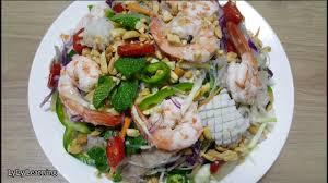 Glass Noodles Seafood Salad ...