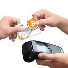 here are 7 diffe bitcoin debit card
