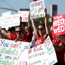 Tusd Teachers Shouldn T Fear Losing Jobs If They Strike Superintendent Says Local News Tucson Com
