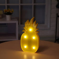 Shop Table Lamp Light For Home Birthday Party Decoration Or Kids Room Decorations Romantic Overstock 17072098