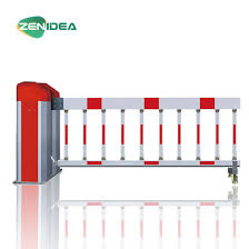 China Vehicle Remote Control Straight Folding Fence Arm Barrier Gate Entrance Exit Management System China Boom Barrier Boom Barrier Arm