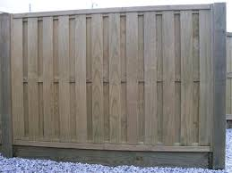 Vertical H M Garden Fence Panel Jacksons Fencing