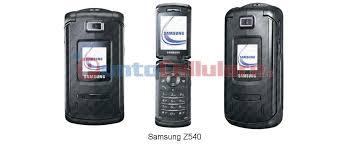 Samsung Z540 - scheda tecnica ...