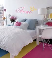 Girls Name Crown Wall Decal Trading Phrases